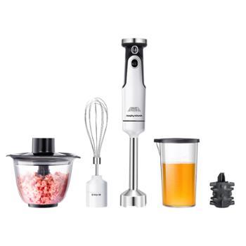 摩飞料理机MR6006多功能搅拌机辅食料理机