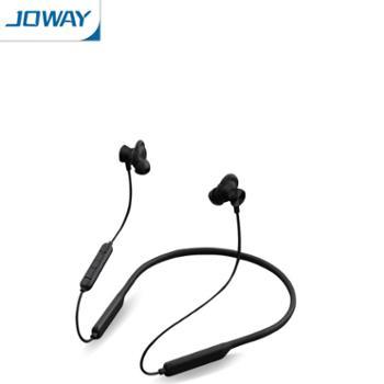乔威蓝牙耳机H31长续航跑步运动磁吸