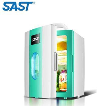 SAST小型迷你车载冰箱