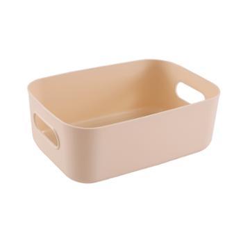 集美家用厨房整理化妆品零食收纳储物篮