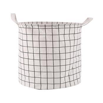 集美可折叠防水脏衣篮玩具收纳桶