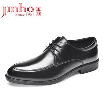 金猴日常系带低帮鞋英伦风商务正装鞋男鞋SQ25288A