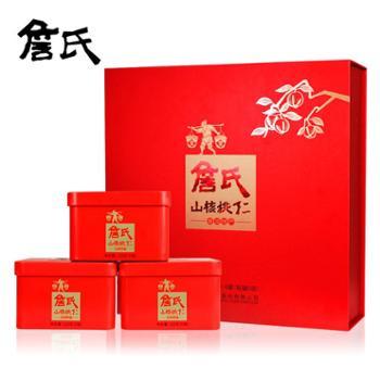 詹氏詹氏山核桃仁礼盒120gx4罐