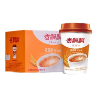 香飘飘奶茶80g麦香味奶茶杯装单杯