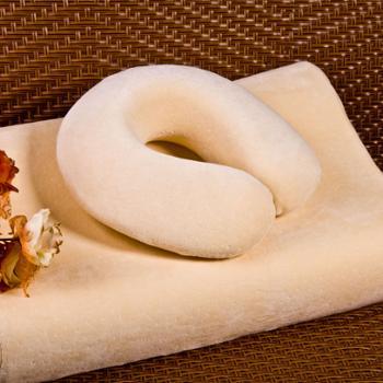 安琪尔家纺 床上用品 U型枕 保健枕 定型枕 慢回弹枕 车用护颈枕 办公用靠枕