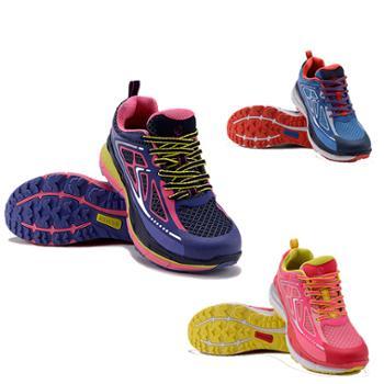 思凯乐户外越野跑鞋男女登山徒步鞋耐磨防滑透气马拉松跑步鞋