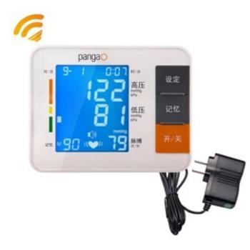 攀高(PANGAO) 智能语音上臂式电子血压计 家用 PG-800B11