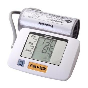松下(Panasonic) EW3106 上臂式家用血压计