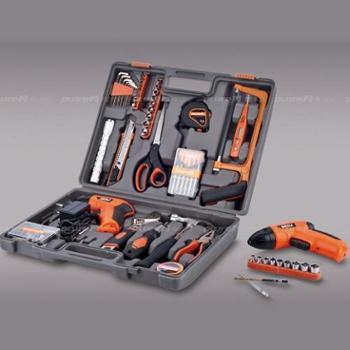勃兰匠记54件家用工具组合套装PL-018