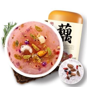【方家铺子】 桂花坚果藕粉 500g
