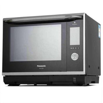 松下/Panasonic 液晶显示微波炉 NN-CS1000XPE 蒸汽烤箱 纯蒸美味 蒸烤一应俱全 火力随心 料理尽在掌握
