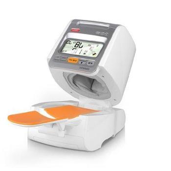 欧姆龙/OMRON电子血压计HEM-1020臂筒式全自动智能家用血压测量仪医用测量同捆电源适配器