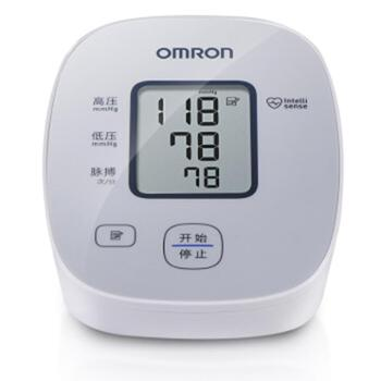 欧姆龙/OMRON家用上臂式电子血压计U10L高血压警示