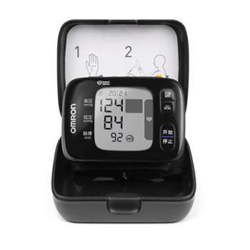 欧姆龙/OMRON手腕式电子血压计HEM-6231T蓝牙传数据便携智能100次记忆值