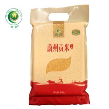 绿蔚蔚州贡米黄小米860克袋