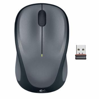 罗技/Logitech无线鼠标(黑色)M235