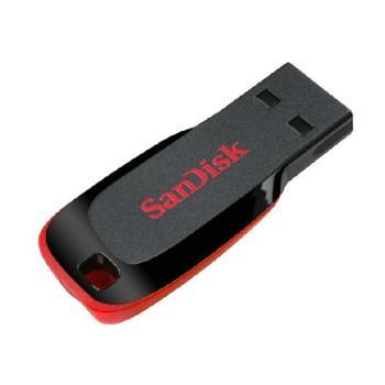 闪迪(SanDisk)酷刃(CZ50)16GB优盘