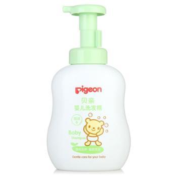 贝亲Pigeon贝亲PigeonIA117婴儿泡沫洗发精500ml