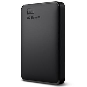 西部数据/WD(WD)500GUSB3.0移动硬盘Elements新元素系列2.5英寸
