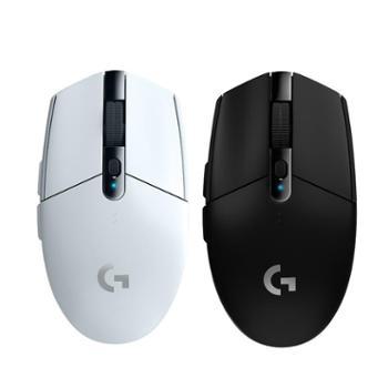 罗技 (G) G304 LIGHTSPEED无线游戏鼠标