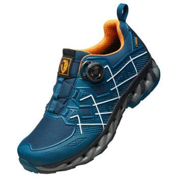 布来亚克男款防水透气越野徒步登山鞋SZM853
