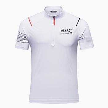 布来亚克男款BAC系列登山运动T恤MEM175