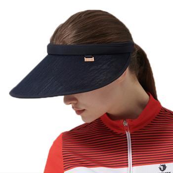 布来亚克女款空顶宽檐防晒遮阳帽 MEW908