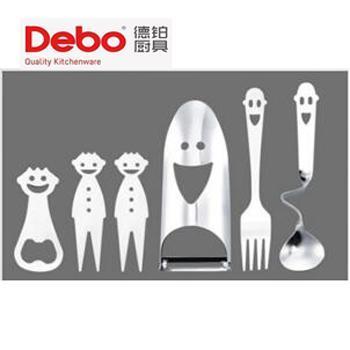 德铂 比伦(笑脸套装餐具) DEP-820