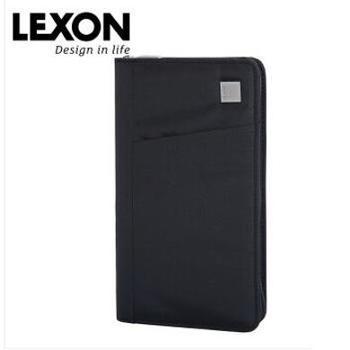 乐上/LEXON 长款钱包男卡包多功能商务证件夹 LNR0305
