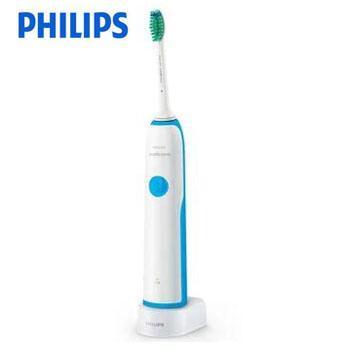 飞利浦(PHILIPS) HX3216电动牙刷 充电式成人声波震动牙刷