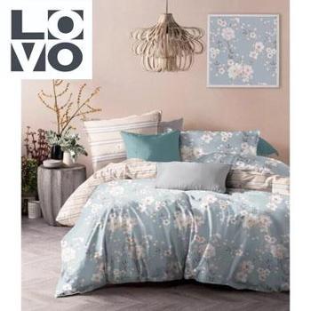 LOVO家纺 VTT6742-4 尚品套件 小镇情话