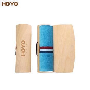 HOYO抗菌运动巾单条装 140g 100%棉 1689健康蓝/1690运动灰