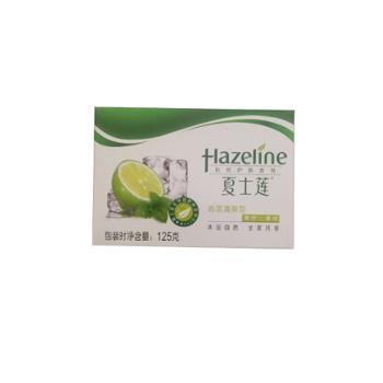 夏士莲 自然护肤香皂 125g 3块组合(随机发香型)