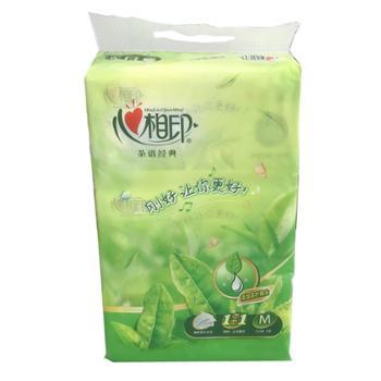 心相印 茶语系列3层152抽x3包/提面巾纸 2提售 DT3200