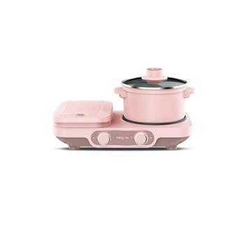 东菱 轻食早餐机 1500W DL-3452