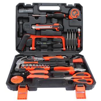 车之秀品45件套工具箱家庭工具组套装