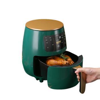 酷迪熊 4.5升大容量触控空气炸锅店热烤箱 JD389