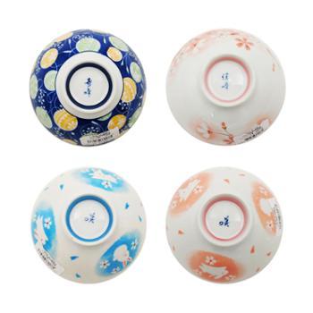 小物家园日本进口小碗单个