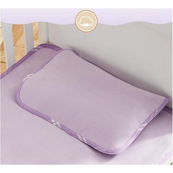 大朴A类品质婴儿床老粗布两件套枕套+床单65*125cm可水洗可机洗纯棉亲肤清爽一下