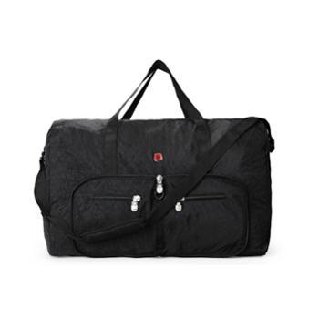 威戈WENGER旅行包SAB89814109043黑色(神包可折叠包)