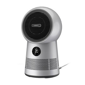 莱克LEXY家用速热智能暖风空气净化器取暖器NF501冷暖二合一