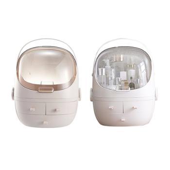 爱彼此Astro省空间系列蛋型收纳盒(中号)藕粉色80501889/白色80501888两款选