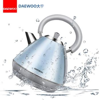 韩国大宇DAEWOO 1.8升大容量电水壶