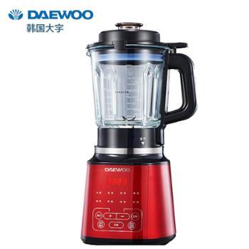韩国大宇DAEWOO大容量2L智能料理机触控大屏DYPB-106
