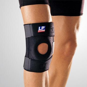 LP促销双弹簧支撑型膝关节护具保护膝盖LP733单只装