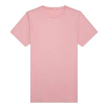 布朗华菲/BrownFairwhale男士丝光棉短袖T恤圆领V领半袖纯色青年修身112