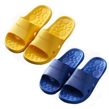 瑶琳浴室拖鞋 防滑按摩凉拖鞋