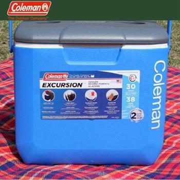 Coleman科勒曼潮流户外设备15升手挽保温箱
