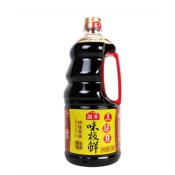 海天特级味极鲜酱油1.28l