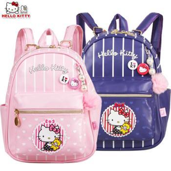 HelloKitty凯蒂猫儿童卡通女生双肩书包DB87010